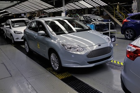 Ford Focus Electric Saarlouis