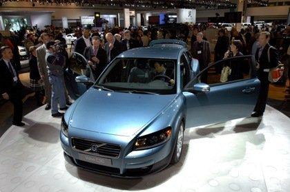 Volvo C30 en Los Angeles