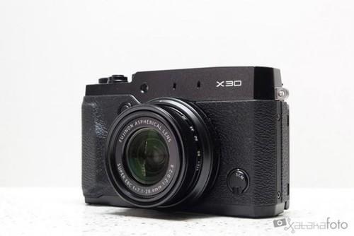 Fujifilm X30, análisis