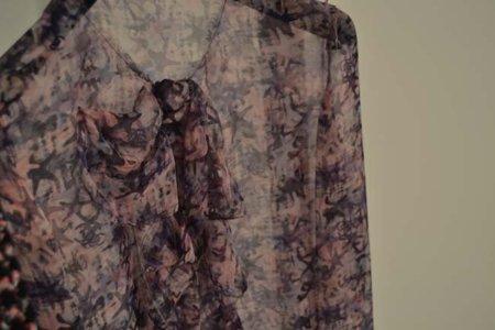 Blusa Chanel colección Primavera-Verano 2012