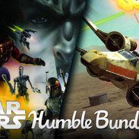 El nuevo Humble Bundle está dedicado a Star Wars y a 15 de los juegos de la franquicia