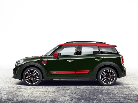 Mini John Cooper Works Countryman 2017 013
