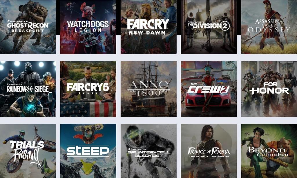 Uplay+, el servicio de streaming de UbiSoft, da libre acceso a su librería de un centenar de juegos durante una semana
