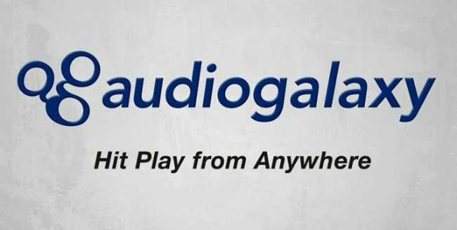AudioGalaxy logo