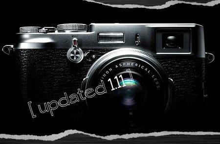 La Fujifilm X100 se renueva otra vez: versión 1.11