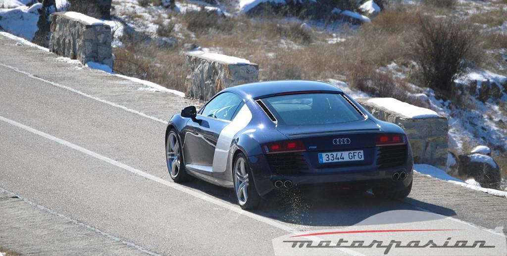 Foto de Audi R8 4.2 FSI R tronic (prueba) (22/50)