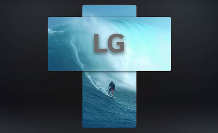 LG convoca un evento para dar a conocer su móvil de pantalla giratoria: el 'LG Wing' asomará en septiembre