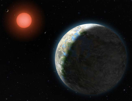 Earth Like Planet 100929 02