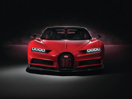 El Bugatti Chiron Sport, con su limpiaparabrisas en fibra de carbono y diferencial con torque vectoring, por 2,65 millones de euros