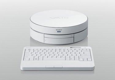 [CES 2007] Sony VAIO TP1