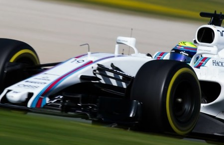 Felipe Massa Williams Test 2 Barcelona Pretemporada Dia 3