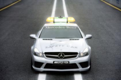La Fórmula 1 estrena coches de seguridad