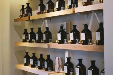 estanterias labperfum