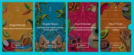 Google Culture Arts Sabores Mexico Gastronomia Mexicana