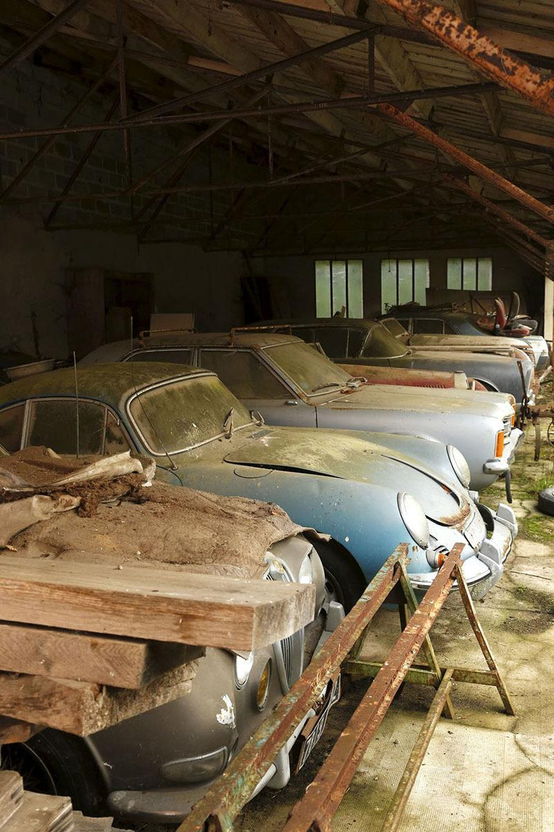 Foto de Descubren más de 100 clásicos en un granero francés (17/27)