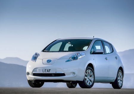 Nissan Leaf 2014 800 01