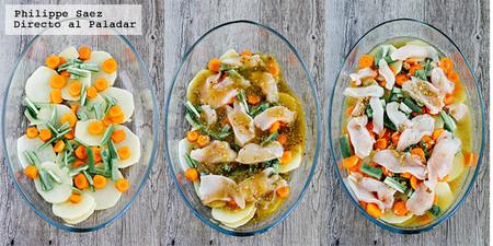 Pollo Horneado Salsa Verde Receta
