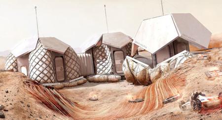 Este proyecto arquitetónico de Norman Foster es de otro mundo, concretamente para Marte