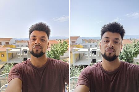 Mi 11 Selfie