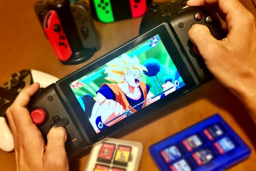 Análisis del Split Pad Pro para Nintendo Switch, un paso en firme (y sin giroscopios) hacia la experiencia Élite en portátil