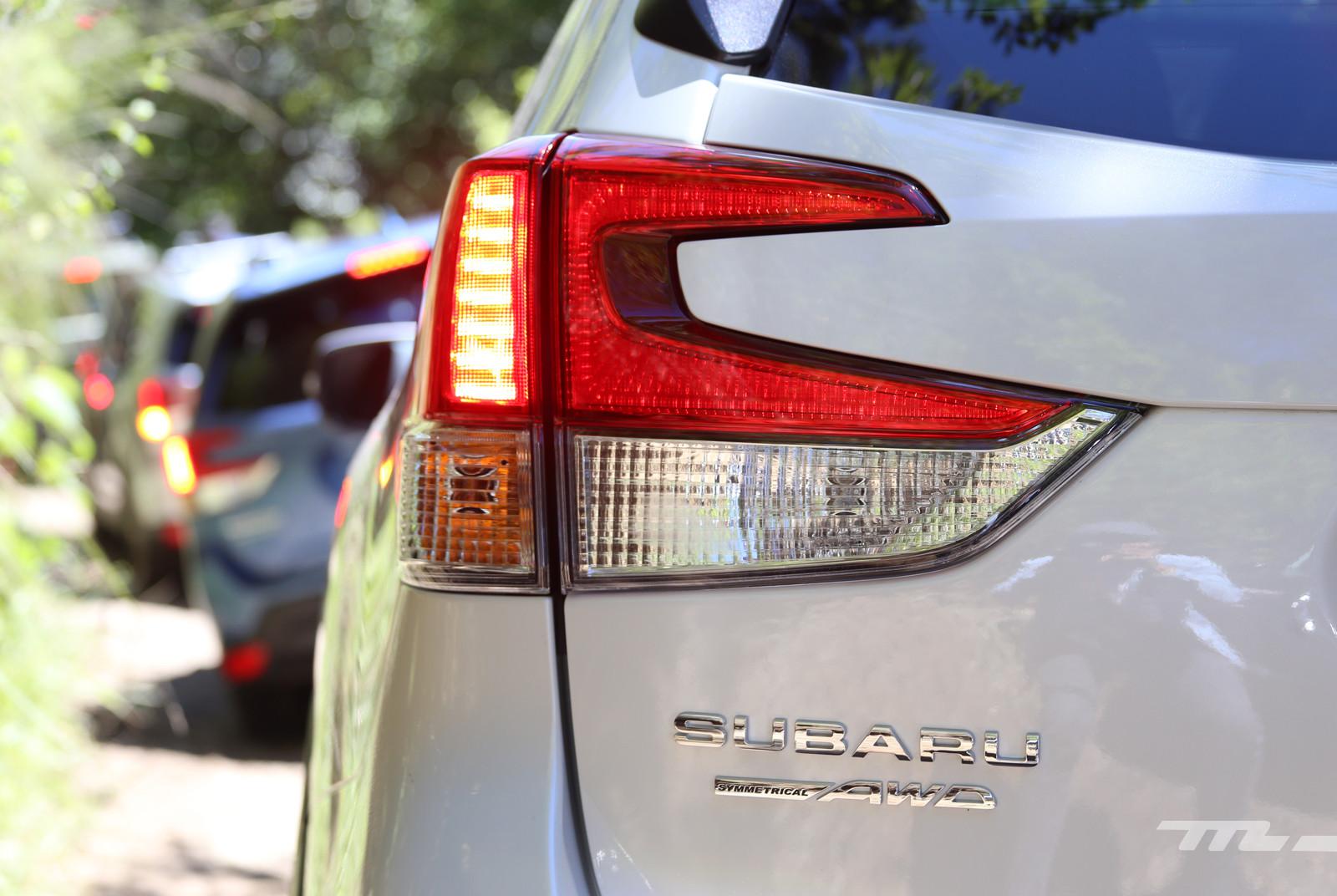 Foto de Subaru Forester 2019 (lanzamiento en México) (17/25)