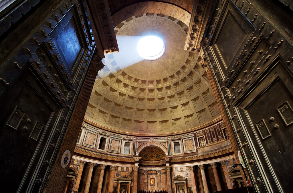 Mientras los hormigones modernos se agrietan a las pocas décadas, el Panteón de Agripa lleva 2.000 años en pie: mitos y realidades del hormigón romano