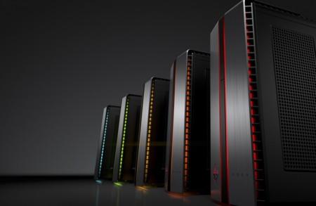 HP Omen se renueva: más gaming en sus nuevos portátiles, PCs de sobremesa y monitor