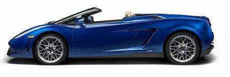 Lamborghini Gallardo LP 550-2 Spyder, desvelado en Los Ángeles
