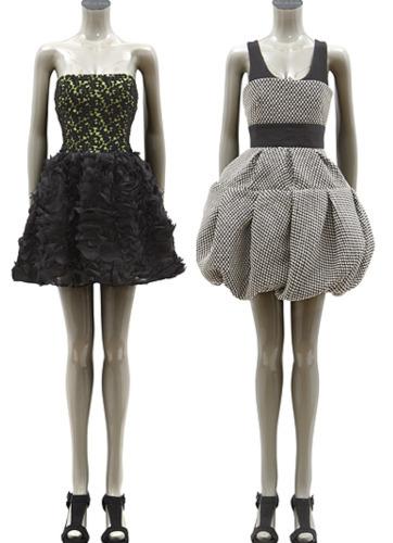 vestidos cortos pdh