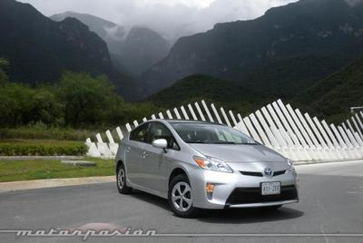 Toyota Prius, prueba (parte 1)