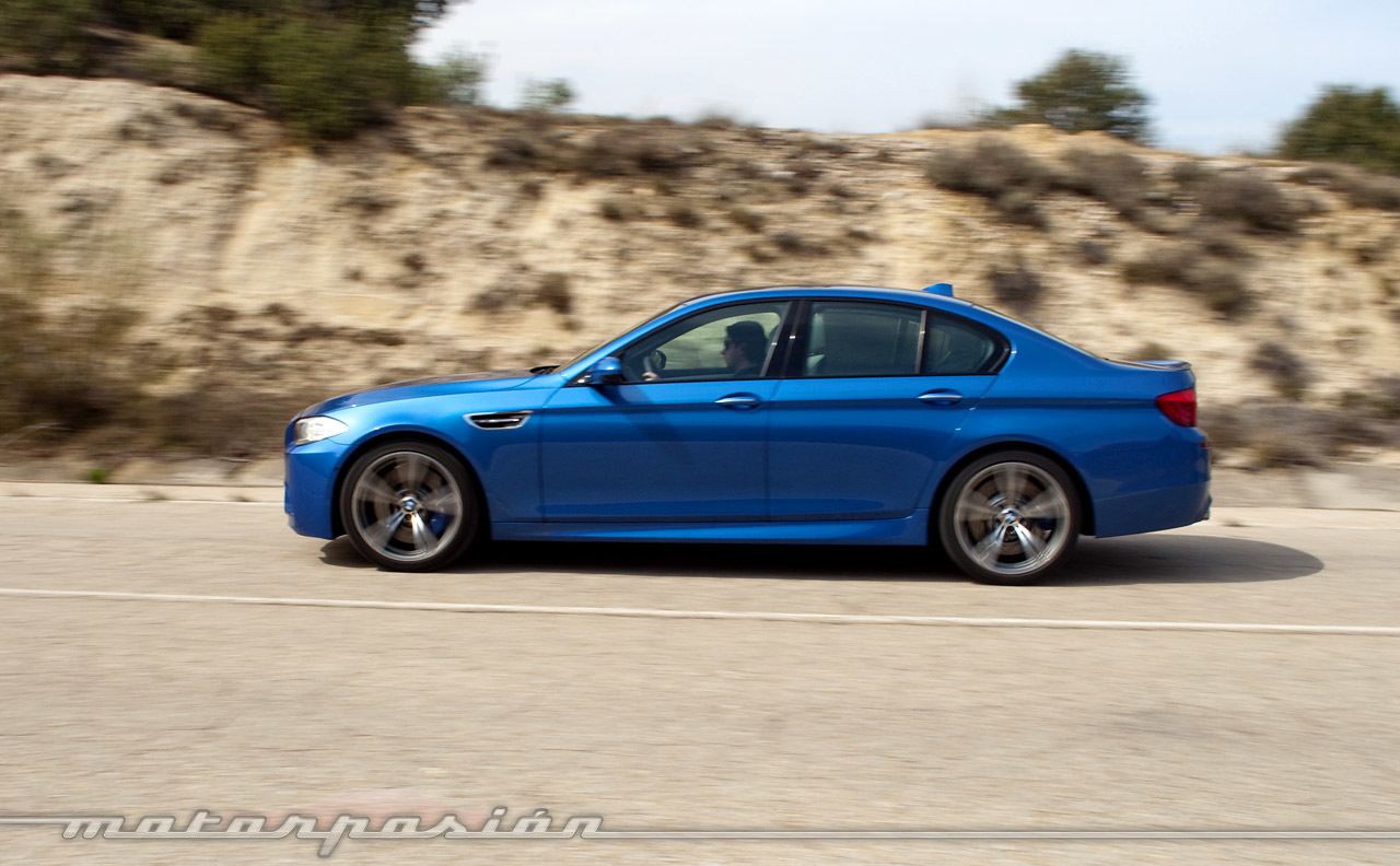 Foto de BMW M5 (Prueba) (1/136)