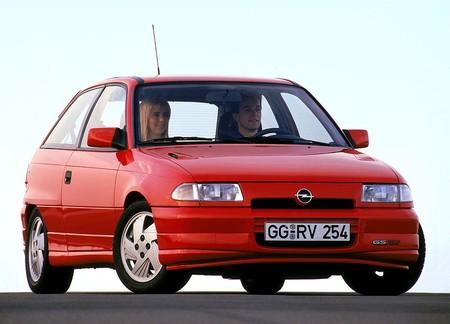 Opel Astra F Gsi R2