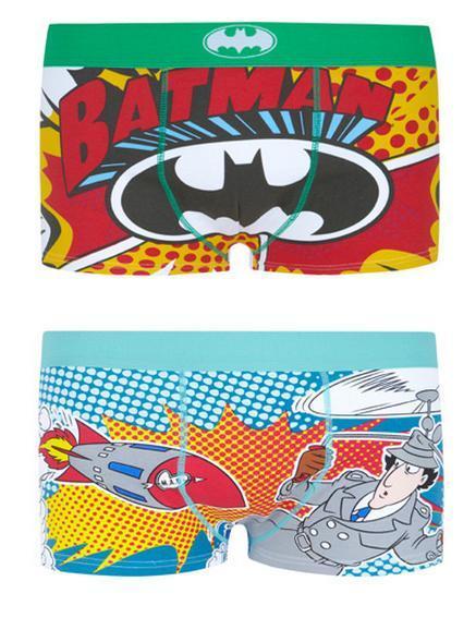 Calzoncillos super heroes Suiteblanco primavera 2013