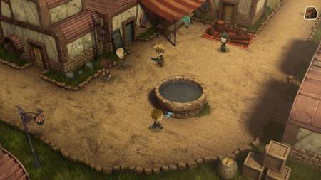 Evoland es un imprescindible homenaje a la historia de los juegos RPG