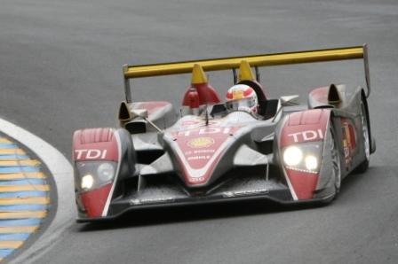 ¡Audi y Kristensen vuelven a ganar en Le Mans!