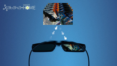 1fa03d5801 Tanto en uno como otro el efecto 3D se consigue engañando a la vista. Para  ello, mediante el uso de unas gafas especiales según el tipo conseguimos que  cada ...