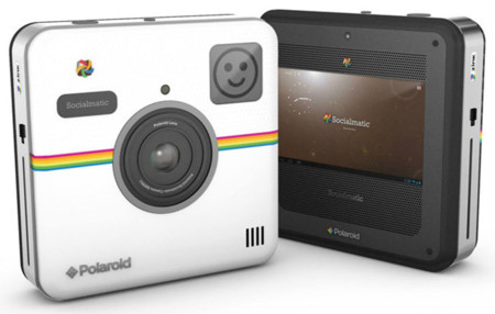 Polaroid vuelve a la carga con la Socialmatic