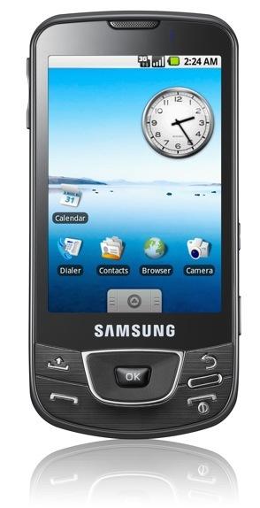 Samsung confirma el I7500, su primer móvil Android