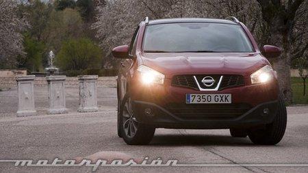 Nissan Qashqai 2.0 dCi 4x4, prueba (equipamiento y versiones)