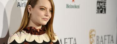 Lo mejores y peores vestidos de la 'Tea Party' organizada por los Premios Bafta antes de los Globos de Oro