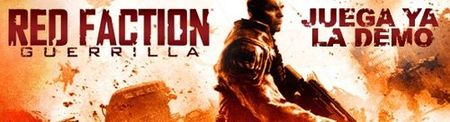 'Red Faction: Guerrilla': consigue ya la demo