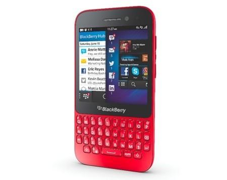 BlackBerry Q5, un BB10 barato y de colores se une a la carrera de BlackBerry