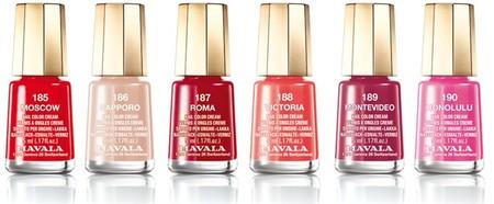 nuevos colores Mini esmaltes Mavala