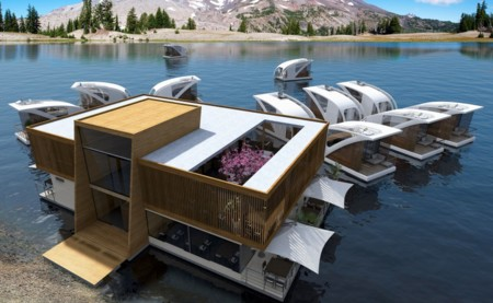 Floating Hotel And Apartments 2