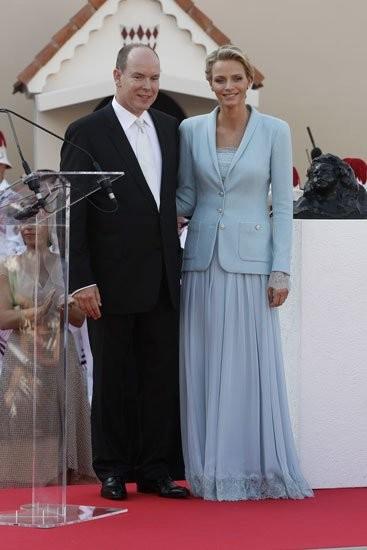 Boda Real en Mónaco: el look del Príncipe Alberto II en su boda civil con Charlene Wittstock