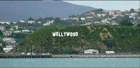 El cartel de la discordia entre Wellington (Nueva Zelanda) y Hollywood