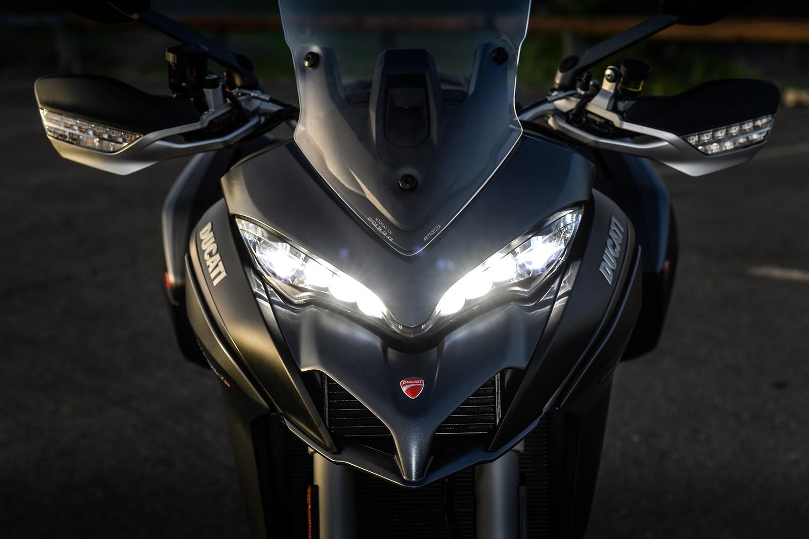 Foto de Ducati Multistrada 1260 2018 (13/62)