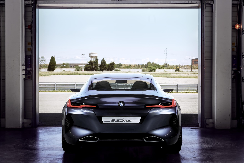 Foto de BMW Serie 8 concept car (3/5)