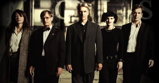 Imagen promocional de 'NCIS'