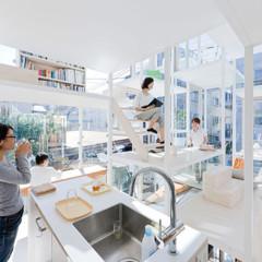Foto 9 de 14 de la galería casas-poco-convencionales-una-casa-completamente-transparente en Decoesfera